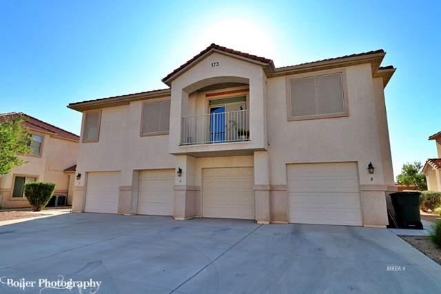 173 Desert Willow B, Mesquite, NV 89027 (MLS #1120580) :: RE/MAX Ridge Realty