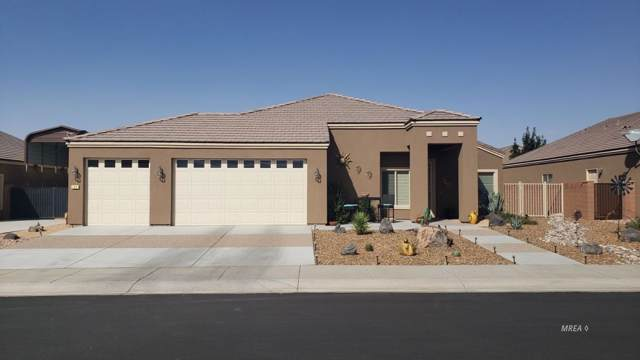 183 Emily Way, Mesquite, NV 89027 (MLS #1120584) :: RE/MAX Ridge Realty