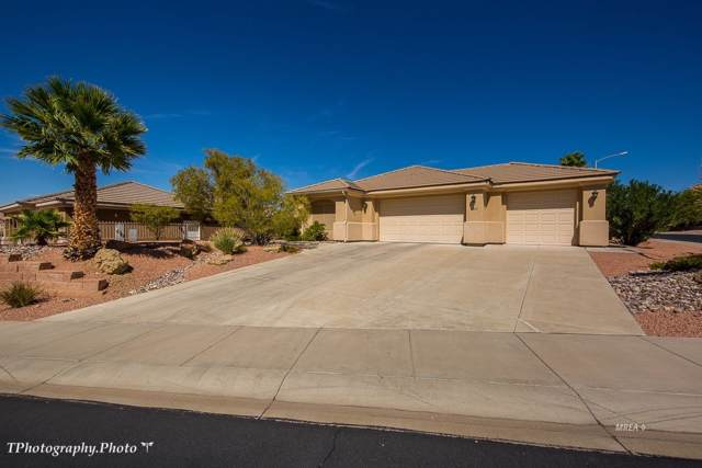 1069 Highland Hills Dr, Mesquite, NV 89027 (MLS #1120597) :: RE/MAX Ridge Realty