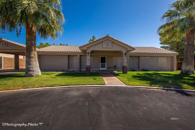 740 Chaparral Dr, Mesquite, NV 89027 (MLS #1120626) :: RE/MAX Ridge Realty