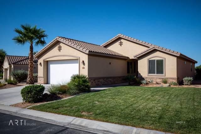 1225 Vista Del Monte Dr, Mesquite, NV 89027 (MLS #1120627) :: RE/MAX Ridge Realty