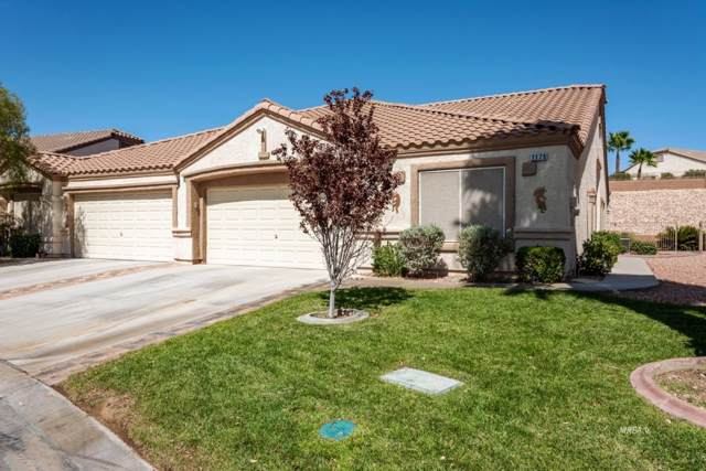 1179 Augusta Hills St, Mesquite, NV 89027 (MLS #1120629) :: RE/MAX Ridge Realty