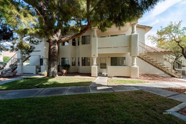 465 Mesa Blvd #201, Mesquite, NV 89027 (MLS #1120631) :: RE/MAX Ridge Realty