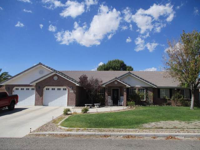 3229 Taylor, Logandale, NV 89021 (MLS #1120644) :: RE/MAX Ridge Realty