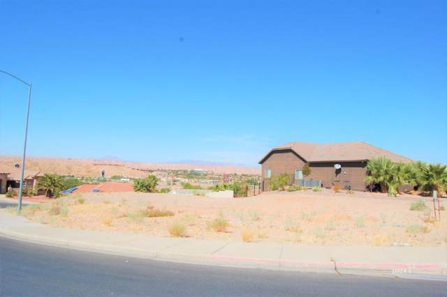 601 Valley View Dr, Mesquite, NV 89027 (MLS #1120660) :: RE/MAX Ridge Realty