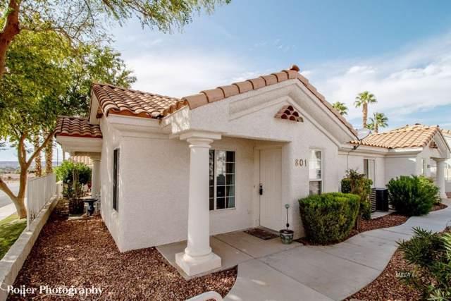 801 Mesa Blvd, Mesquite, NV 89027 (MLS #1120663) :: RE/MAX Ridge Realty