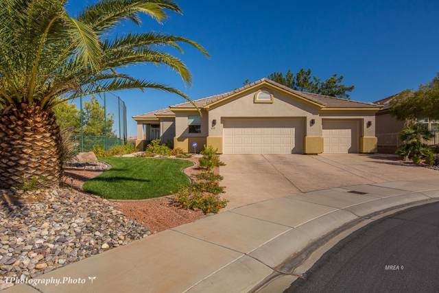 433 Highland View Ct, Mesquite, NV 89027 (MLS #1120664) :: RE/MAX Ridge Realty