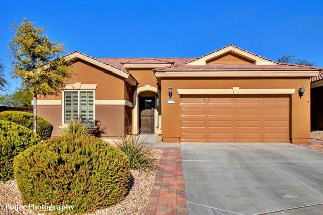 1444 Saddle Horn Ct, Mesquite, NV 89034 (MLS #1120693) :: RE/MAX Ridge Realty