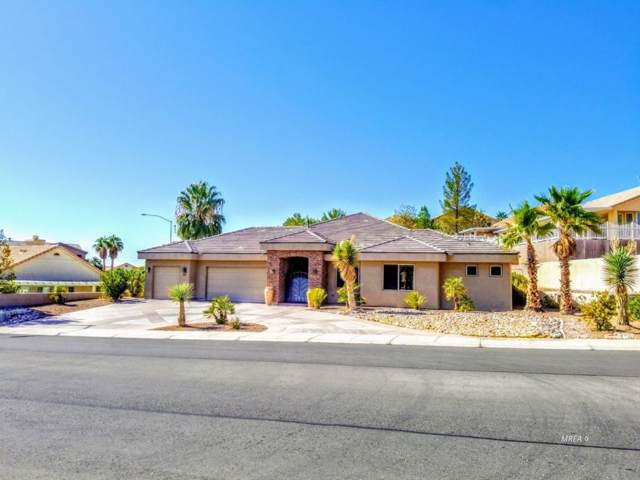 797 Chaparral, Mesquite, NV 89027 (MLS #1120712) :: RE/MAX Ridge Realty