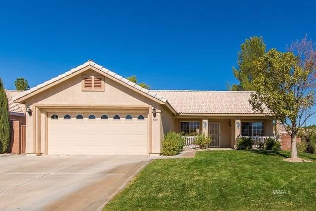565 E Mesquite Blvd, Mesquite, NV 89027 (MLS #1120715) :: RE/MAX Ridge Realty