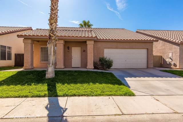 880 Tucson St, Mesquite, NV 89027 (MLS #1120718) :: RE/MAX Ridge Realty