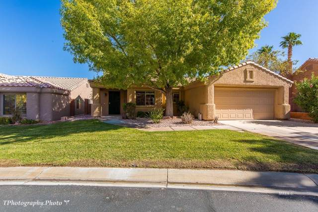 936 Diamond Circle, Mesquite, NV 89027 (MLS #1120720) :: RE/MAX Ridge Realty