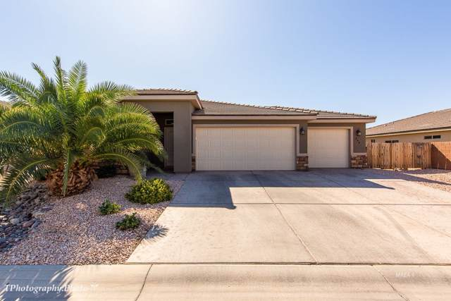 844 Santa Maria Way, Mesquite, NV 89027 (MLS #1120721) :: RE/MAX Ridge Realty