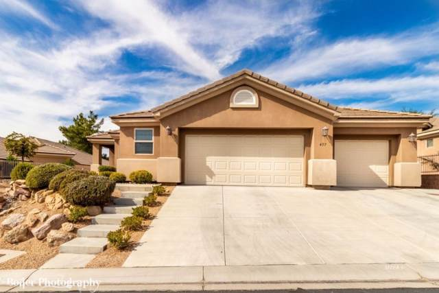 457 Highland View Ct, Mesquite, NV 89027 (MLS #1120727) :: RE/MAX Ridge Realty