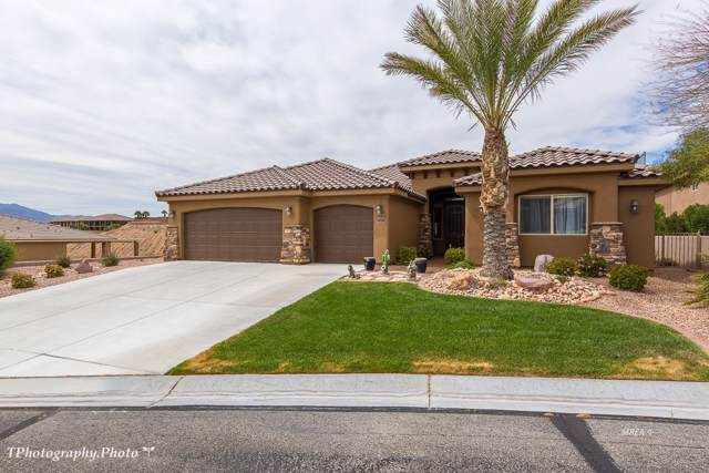 1058 Crest View, Mesquite, NV 89027 (MLS #1120738) :: RE/MAX Ridge Realty