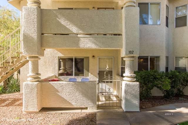 445 Mesa Blvd #102, Mesquite, NV 98027 (MLS #1120764) :: RE/MAX Ridge Realty