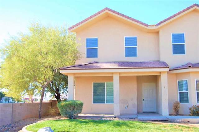 767 Moss Dr #8, Mesquite, NV 89027 (MLS #1120767) :: RE/MAX Ridge Realty