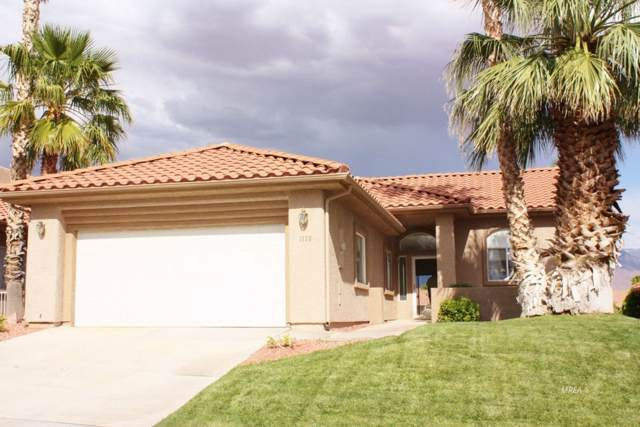 1138 Chaparral Drive, Mesquite, NV 89027 (MLS #1120771) :: RE/MAX Ridge Realty