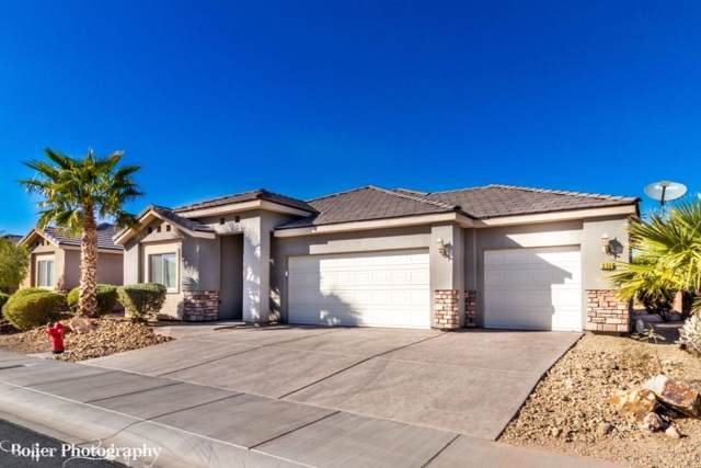 605 Coventry Ln, Mesquite, NV 89027 (MLS #1120774) :: RE/MAX Ridge Realty