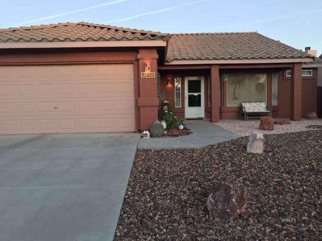 200 Wildfang Way, Mesquite, NV 89027 (MLS #1120775) :: RE/MAX Ridge Realty