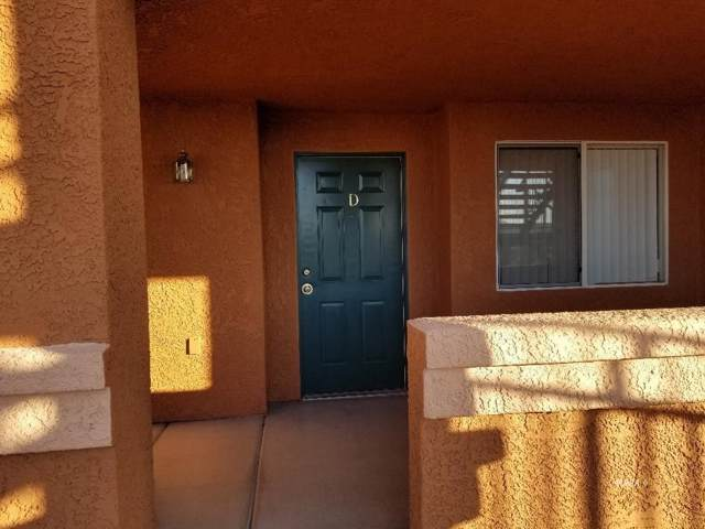 329 Haley Way D, Mesquite, NV 89027 (MLS #1120777) :: RE/MAX Ridge Realty