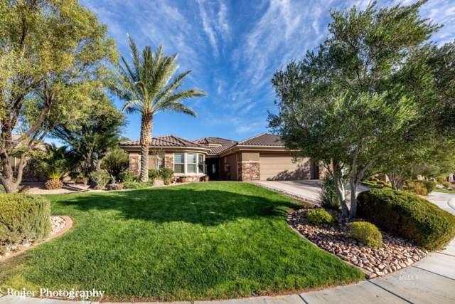 468 Apogee Crest, Mesquite, NV 89027 (MLS #1120778) :: RE/MAX Ridge Realty