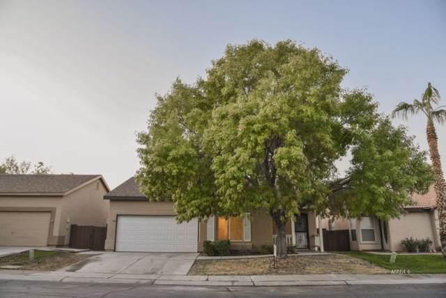 866 Sandbar, Mesquite, NV 89027 (MLS #1120780) :: RE/MAX Ridge Realty