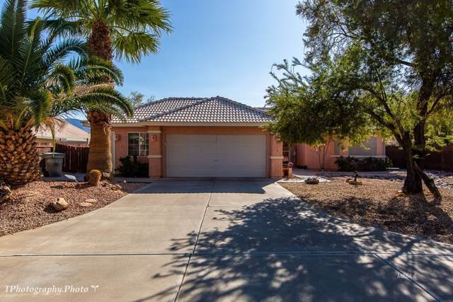 312 Sunflower Way, Mesquite, NV 89027 (MLS #1120781) :: RE/MAX Ridge Realty