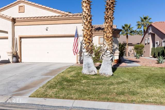 1385 Sea Pines St, Mesquite, NV 89027 (MLS #1120782) :: RE/MAX Ridge Realty