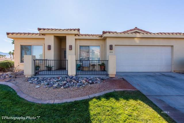 604 Second South St, Mesquite, NV 89027 (MLS #1120790) :: RE/MAX Ridge Realty