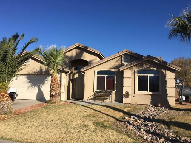 102 Burns Ln, Mesquite, NV 89027 (MLS #1120791) :: RE/MAX Ridge Realty