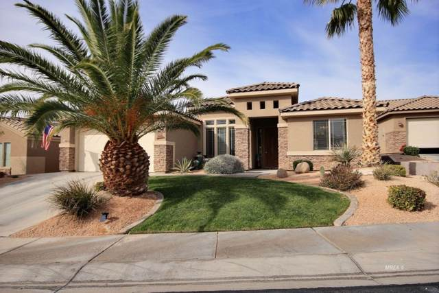 1401 Vista Del Ciudad Dr, Mesquite, NV 89027 (MLS #1120802) :: RE/MAX Ridge Realty