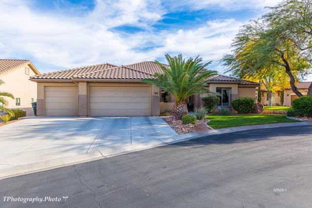 500 Mountainside Ct, Mesquite, NV 89027 (MLS #1120804) :: RE/MAX Ridge Realty