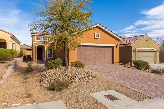 1453 Bronco Trl, Mesquite, NV 89034 (MLS #1120811) :: RE/MAX Ridge Realty