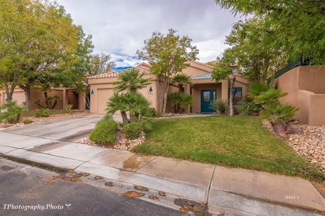 705 Pinnacle Ct, Mesquite, NV 89027 (MLS #1120820) :: RE/MAX Ridge Realty