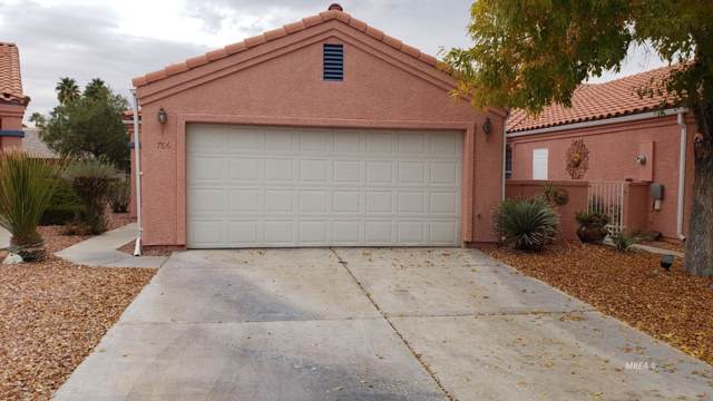 786 Peartree Ln, Mesquite, NV 89027 (MLS #1120826) :: RE/MAX Ridge Realty