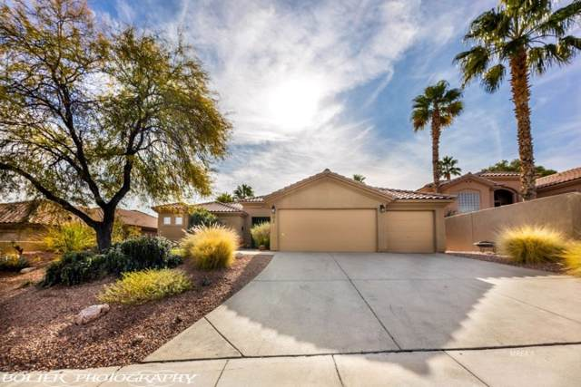 861 Ironwood Dr, Mesquite, NV 89027 (MLS #1120831) :: RE/MAX Ridge Realty