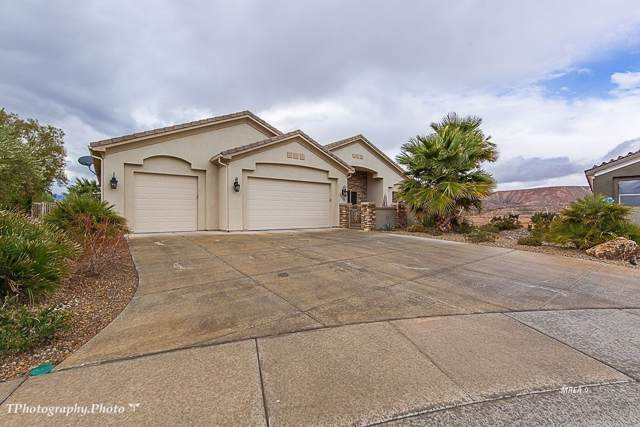 1170 Daybreak Ln, Mesquite, NV 89027 (MLS #1120834) :: RE/MAX Ridge Realty