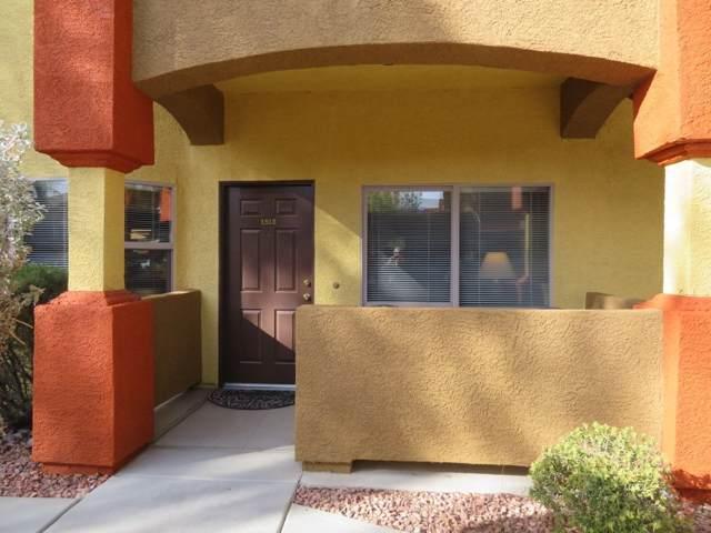 890 Kitty Hawk Dr #1512, Mesquite, NV 89027 (MLS #1120835) :: RE/MAX Ridge Realty