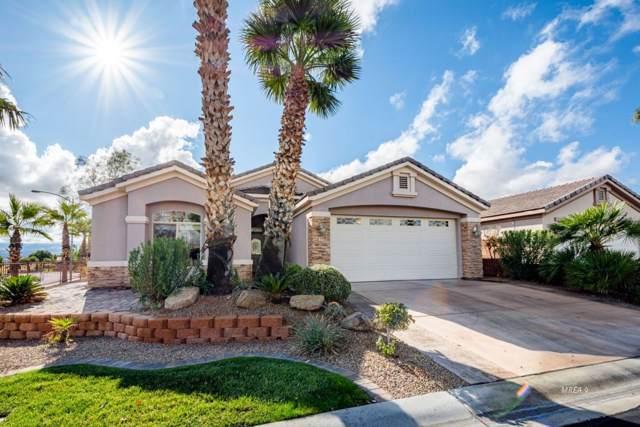 810 Paloma Cir, Mesquite, NV 89027 (MLS #1120840) :: RE/MAX Ridge Realty
