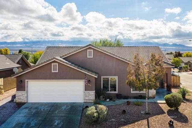 832 Santa Theresa Way, Mesquite, NV 89027 (MLS #1120841) :: RE/MAX Ridge Realty