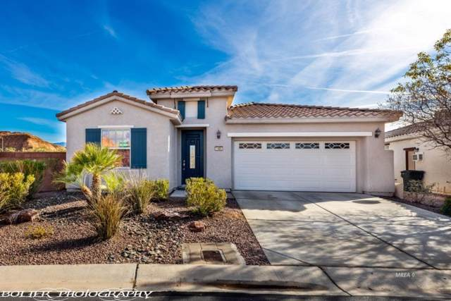 1460 Oakmont Ridge, Mesquite, NV 89027 (MLS #1120844) :: RE/MAX Ridge Realty