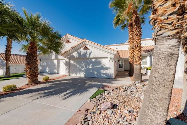 719 Mesa Springs Dr, Mesquite, NV 89027 (MLS #1120873) :: RE/MAX Ridge Realty