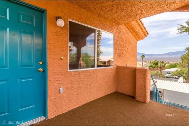 968 Mesquite Springs Dr #201, Mesquite, NV 89027 (MLS #1120903) :: RE/MAX Ridge Realty
