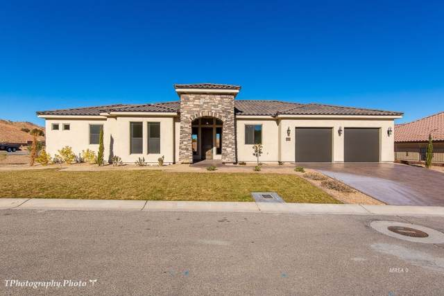 753 Tevoli Crescent, Mesquite, NV 89027 (MLS #1120905) :: RE/MAX Ridge Realty