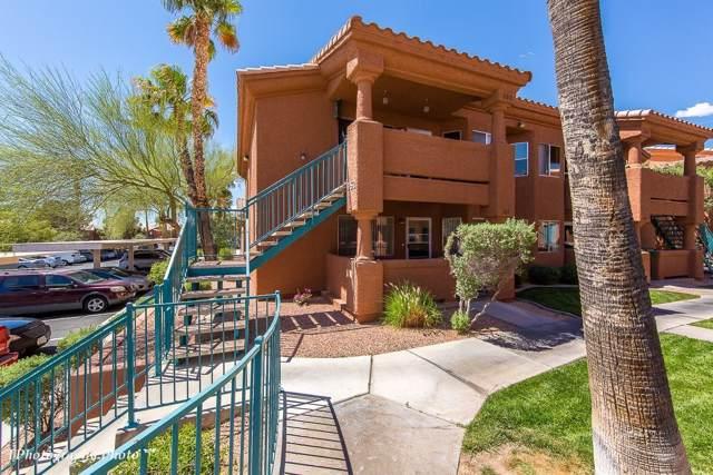 962 Mesquite Springs Dr #202, Mesquite, NV 89027 (MLS #1120906) :: RE/MAX Ridge Realty