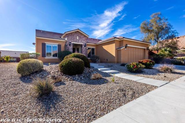 1524 Ice Box Canyon, Mesquite, NV 89034 (MLS #1120907) :: RE/MAX Ridge Realty