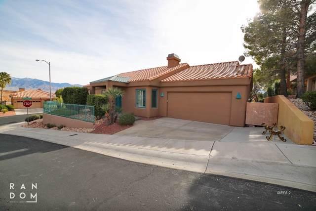 709 Pinnacle Ct, Mesquite, NV 89027 (MLS #1120911) :: RE/MAX Ridge Realty