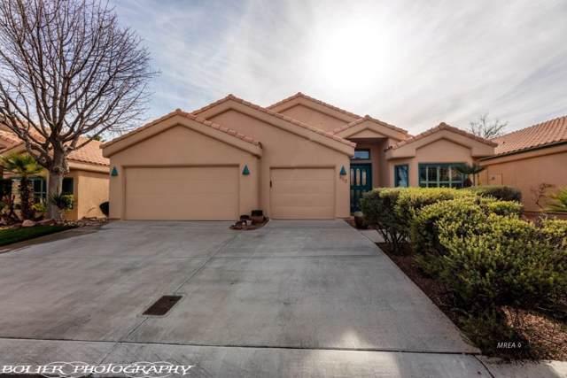 652 Pinnacle Ct, Mesquite, NV 89027 (MLS #1120918) :: RE/MAX Ridge Realty