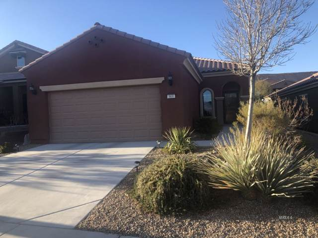 869 Frontier Pass Trail, Mesquite, NV 89034 (MLS #1120932) :: RE/MAX Ridge Realty